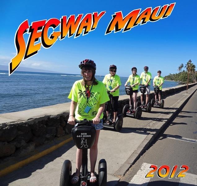 Segway Maui