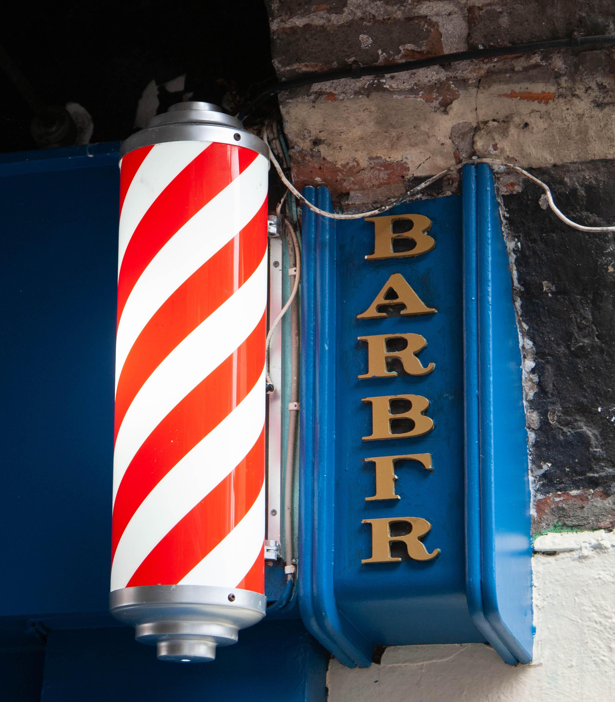 Blades Barbershop 6