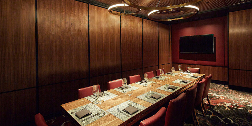 Del Frisco's Double Eagle Steakhouse Dallas Eagle 1 private dining room