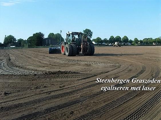 Graszodenkwekerij Graszoden Steenbergen