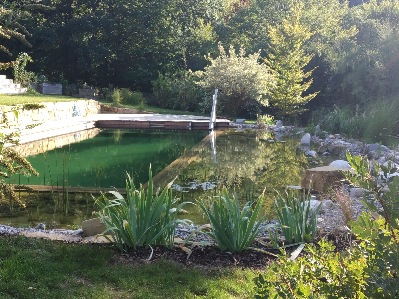 Gartenplanung Lechner