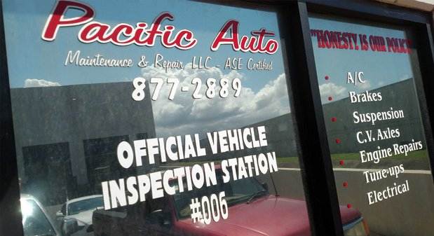 Images Pacific Auto Maintenance & Repair, LLC