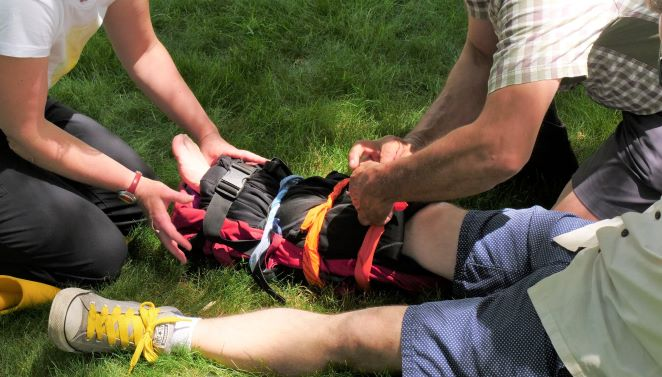 Wilderness Medicine Workshop: Managing Breaks & Strains