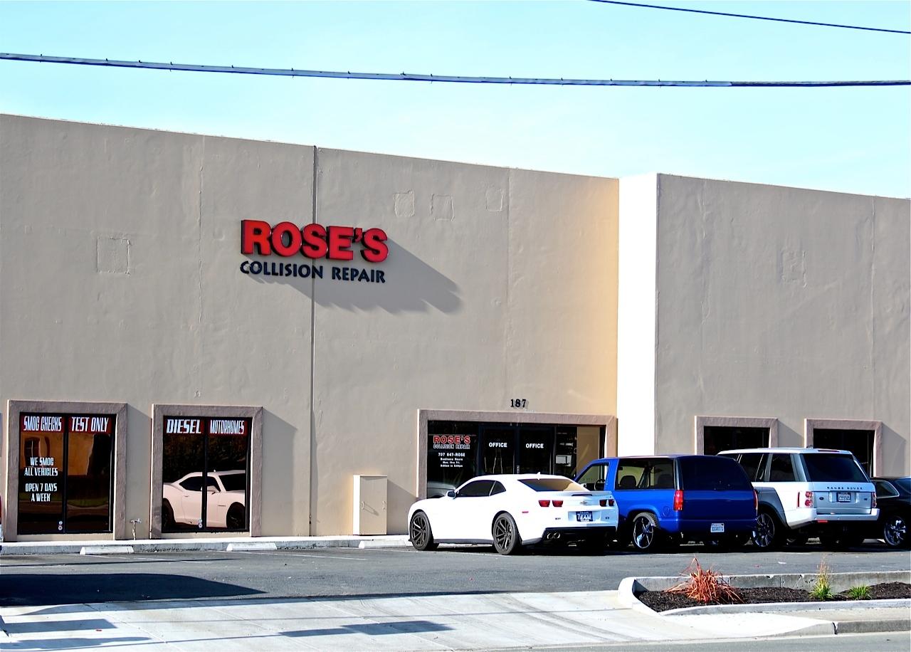 Rose's Collision Repair Center
