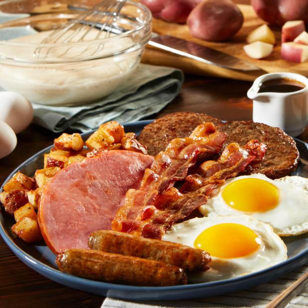 The Whole Hog Breakfast