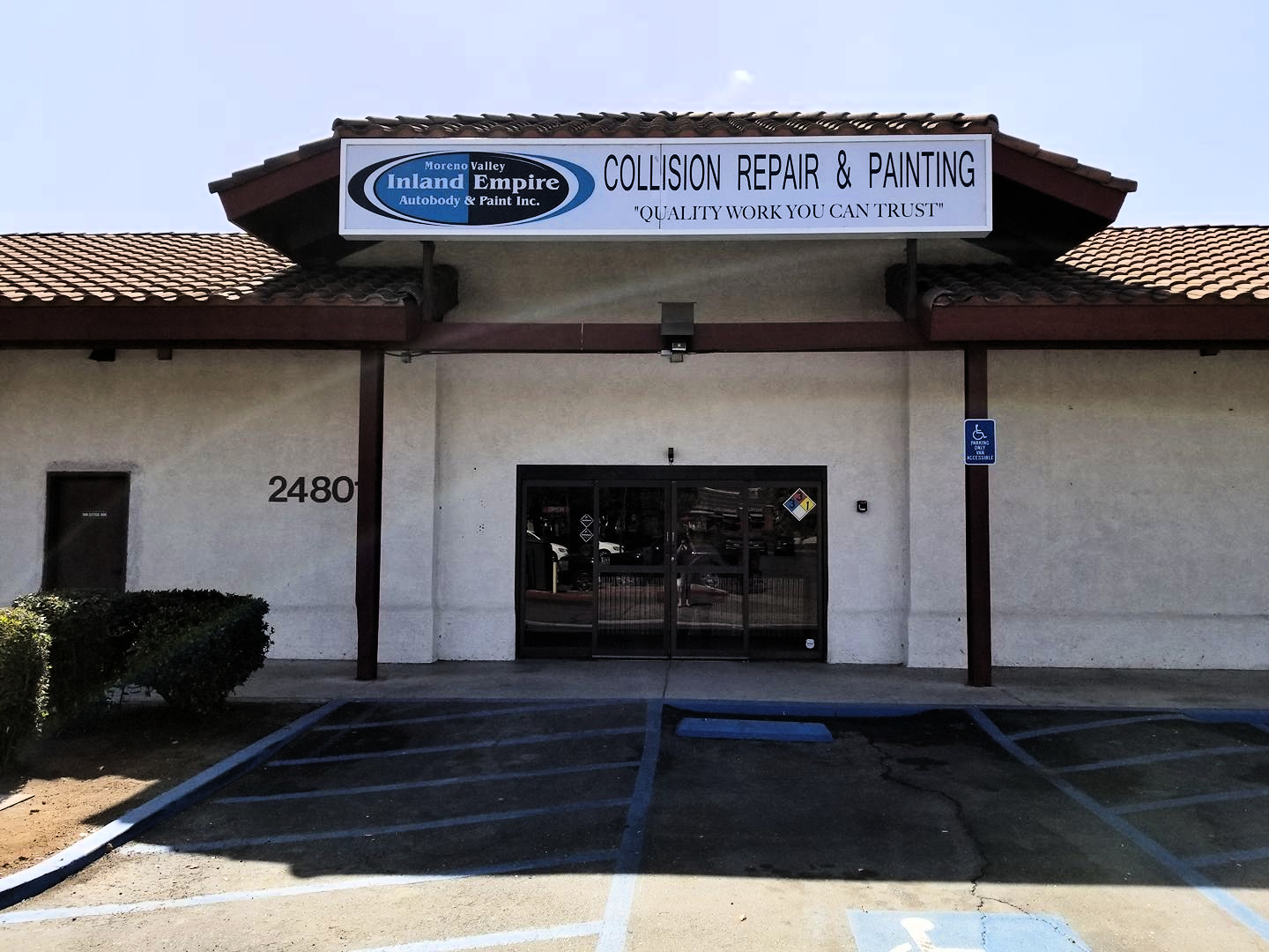 Inland empire autobody and paint inc coupons near me in for Heritage motors casa grande florence