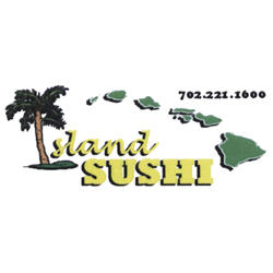 Island Sushi And Grill Logo
