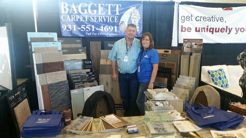 Baggett carpet service clarksville tennessee tn for Flooring clarksville tn