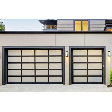 Father & Son Garage Door