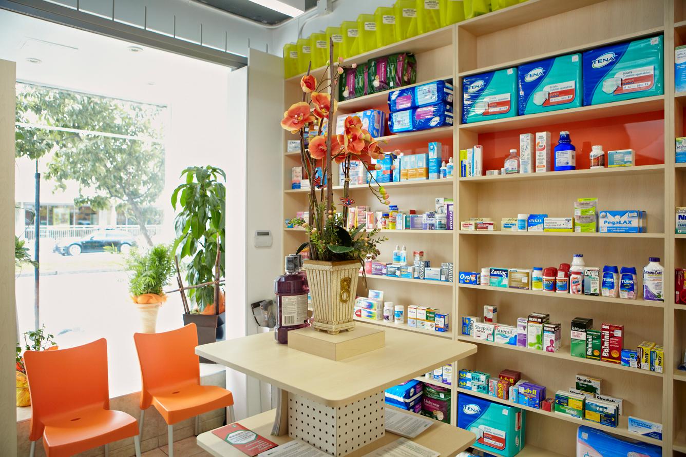 Pharmacie Jean-François Gagnon Inc à Montréal