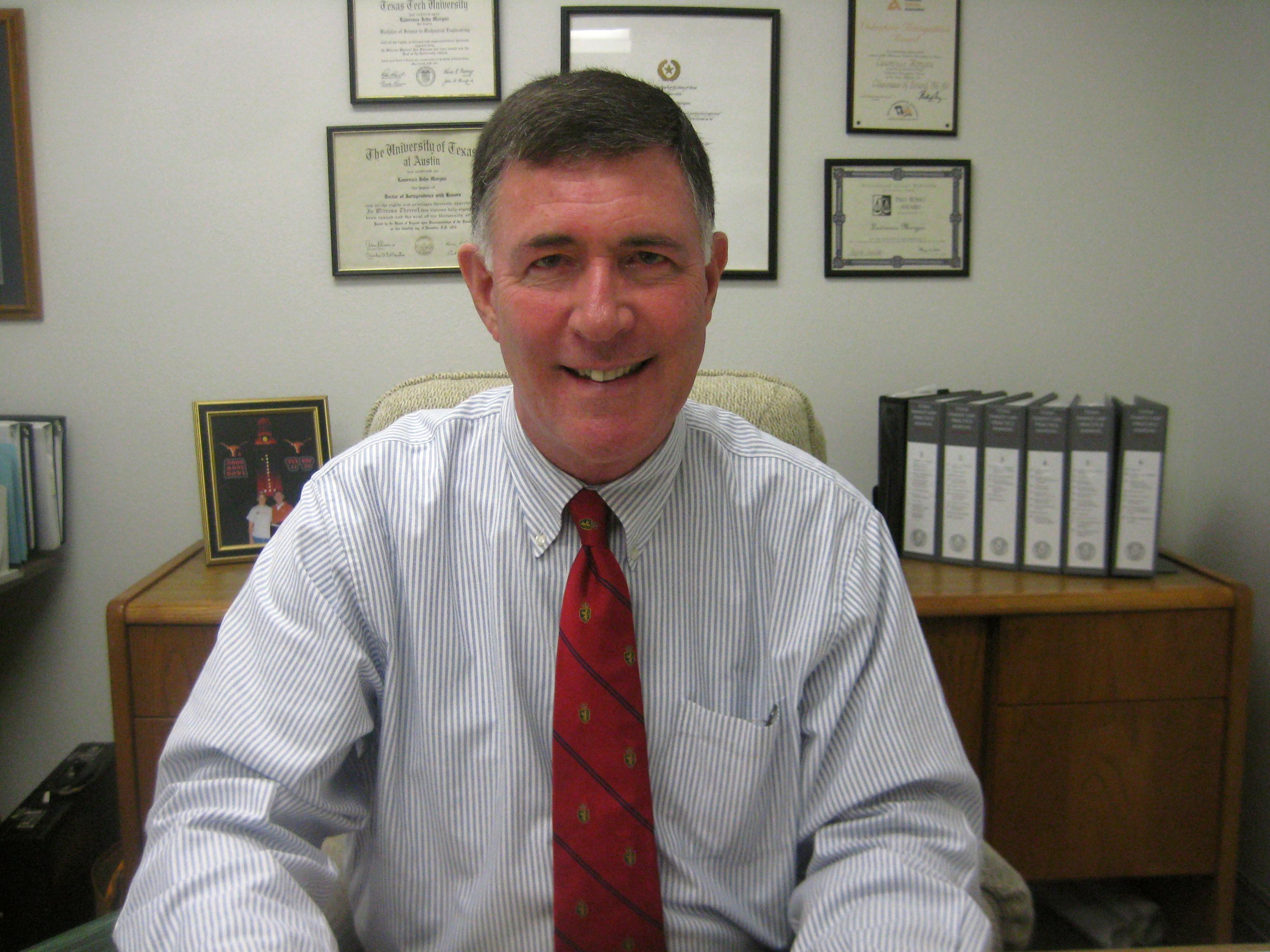 Lawrence J Morgan, Attorney at Law