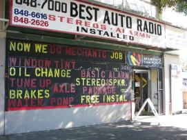 BEST AUTO RADIO & PHONE - classified ad