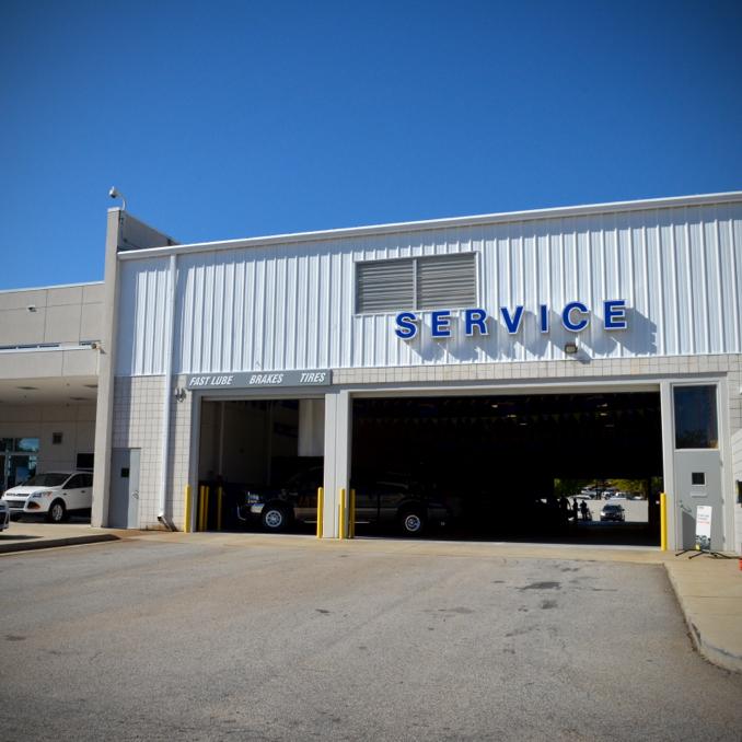 AutoNation Ford Marietta, Marietta Georgia (GA