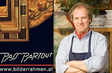 Pass'Partout Bilderrahmen Wien Gregor Eder