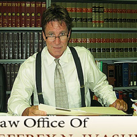 Law Offices of Jeffrey N. Ivashuk - ad image