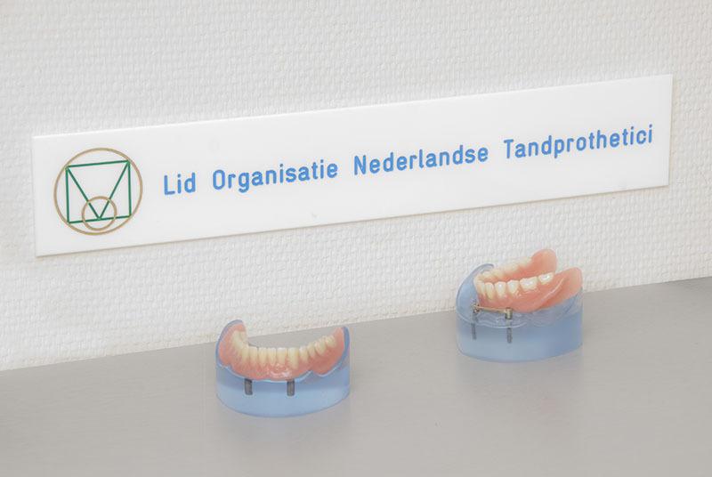 Tandprothetische Praktijk