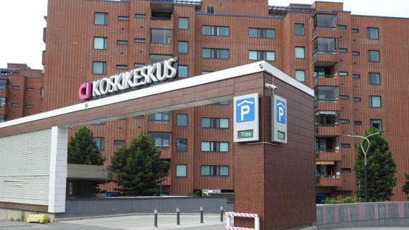 Finnpark Koskikeskus