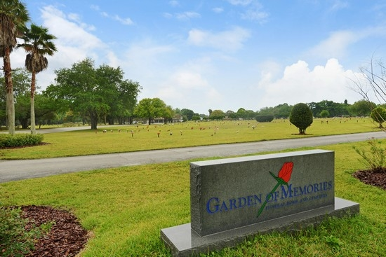 Garden Of Memories Funeral Home And Cemetery In Tampa Fl 33610