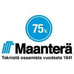Maanterä Oy Ab Logo
