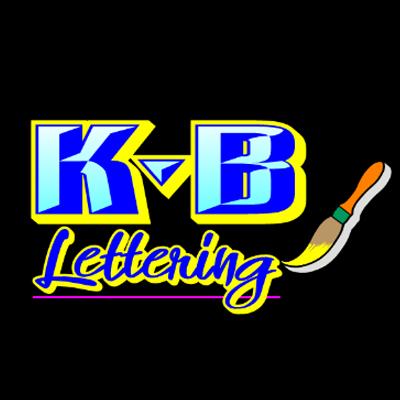 K-B Lettering