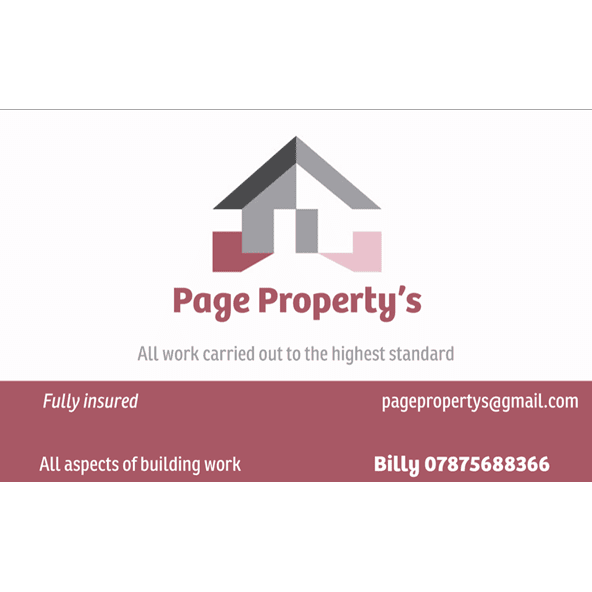 Page Property's - Lancing, West Sussex BN15 9QP - 07875 688366 | ShowMeLocal.com