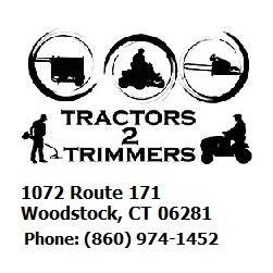 Tractors 2 Trimmers