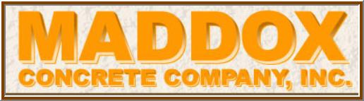 Maddox Concrete Co Inc image 0