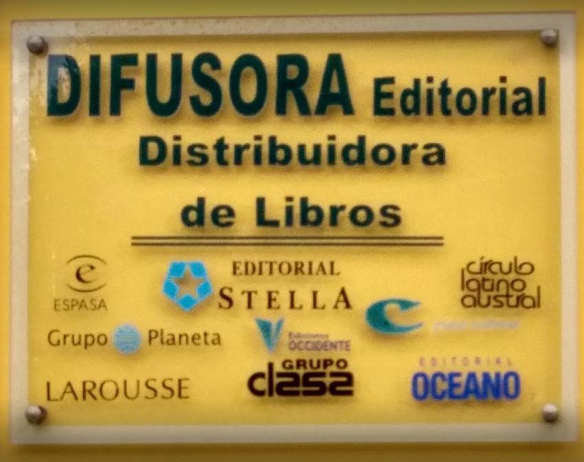 DIFUSORA EDITORIAL