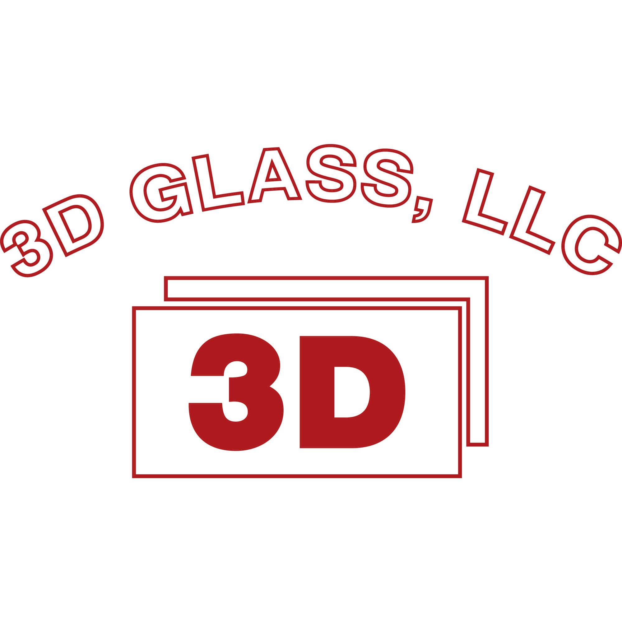 3D Glass LLC Logo
