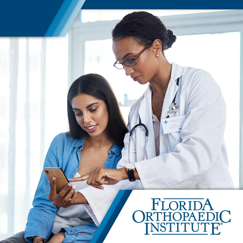 Use the power of the web to track all aspects of your care with Florida Orthopaedic Institute. Our Patient Portal enables you to communicate with our practice easily, safely, and securely.