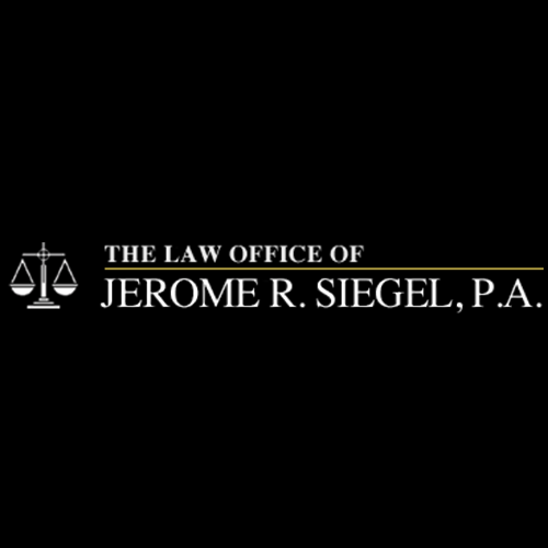 The Law Office of Jerome R. Siegel, P.A. - Pompano Beach, FL 33060 - (754)900-4620   ShowMeLocal.com