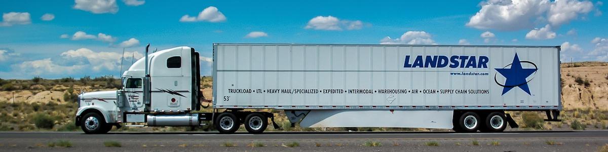 53 Landstar Van Ashlyn Logistics, LLC - Florida Landstar Agency Miami (305)882-9199