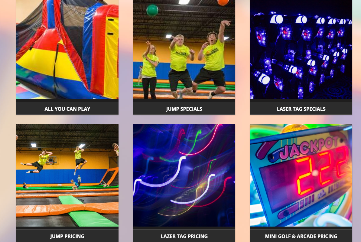 airmaxx trampoline park coupons near me in st  cloud