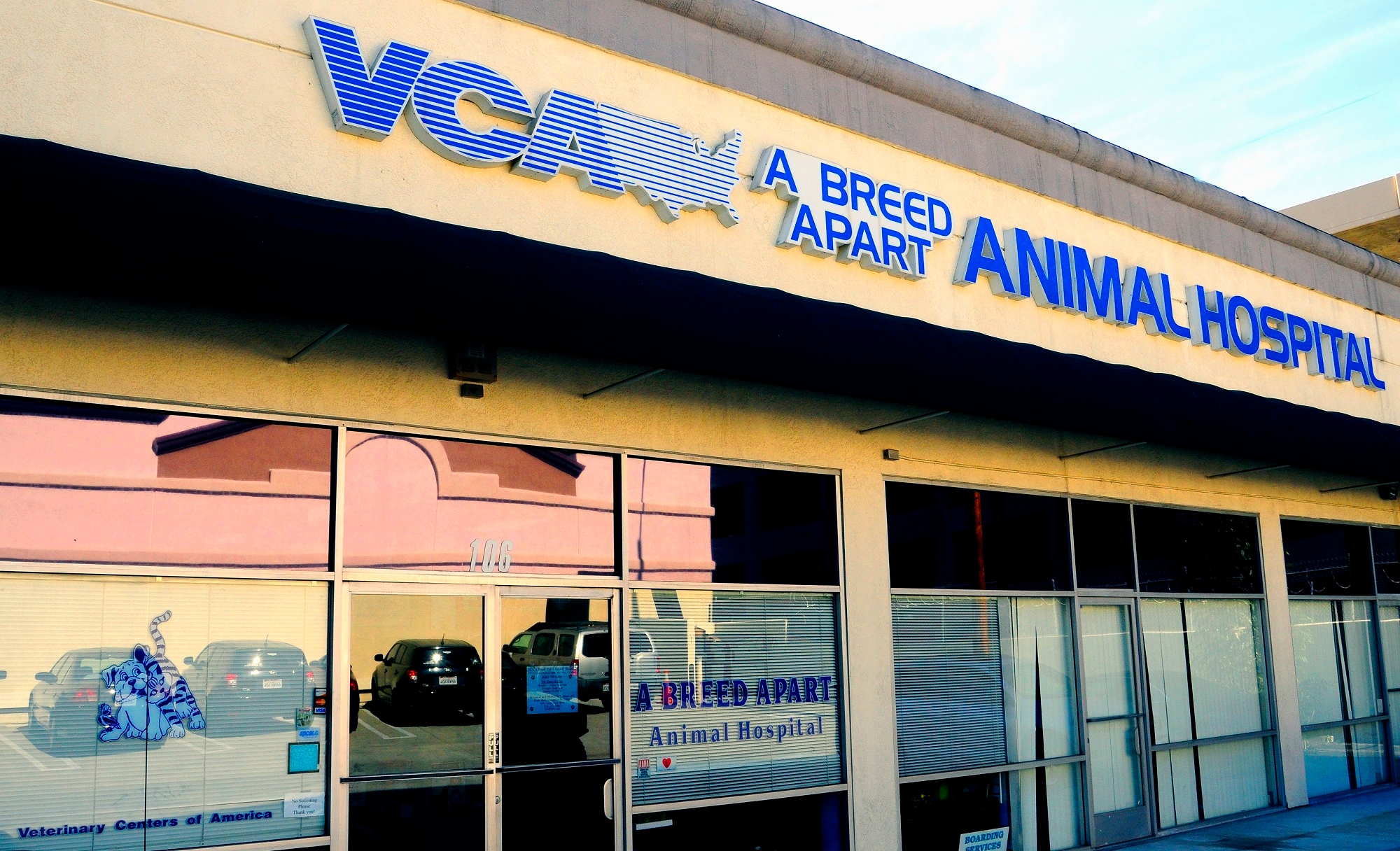Vets in CA Pasadena 91105 VCA A Breed Apart Animal Hospital 777 S. Arroyo Pky Suite 106 (626)219-0333