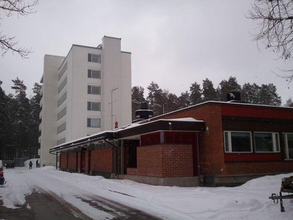 Päijät-Hämeen sosiaalipsykiatrinen säätiö/Mente Palvelut/Viherlaakson palvelukeskus