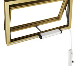 Window Opening Systems – Manual and Automatic