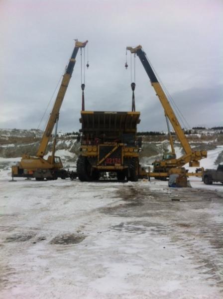 Caribou Interior Crane Services Ltd