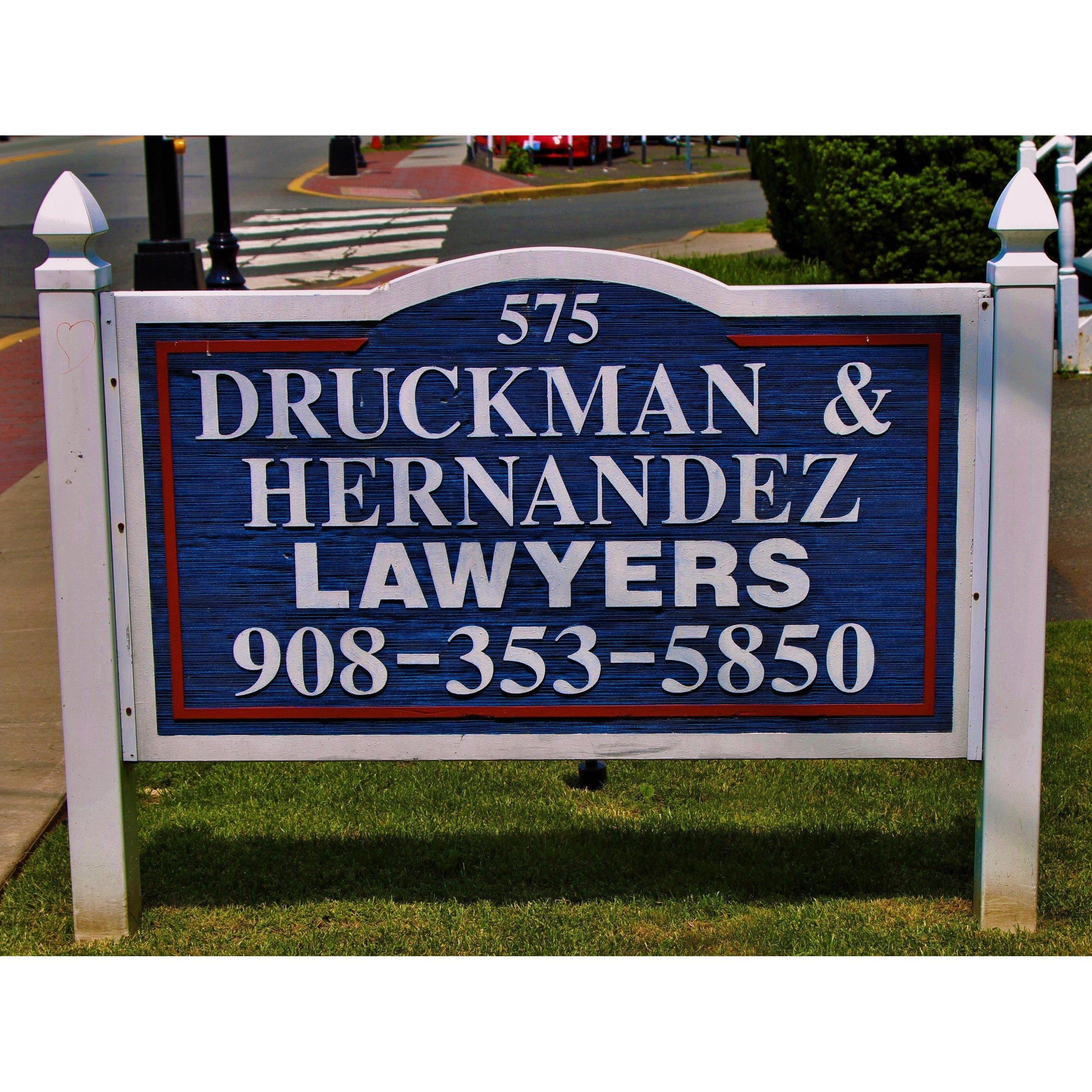 Druckman & Hernandez