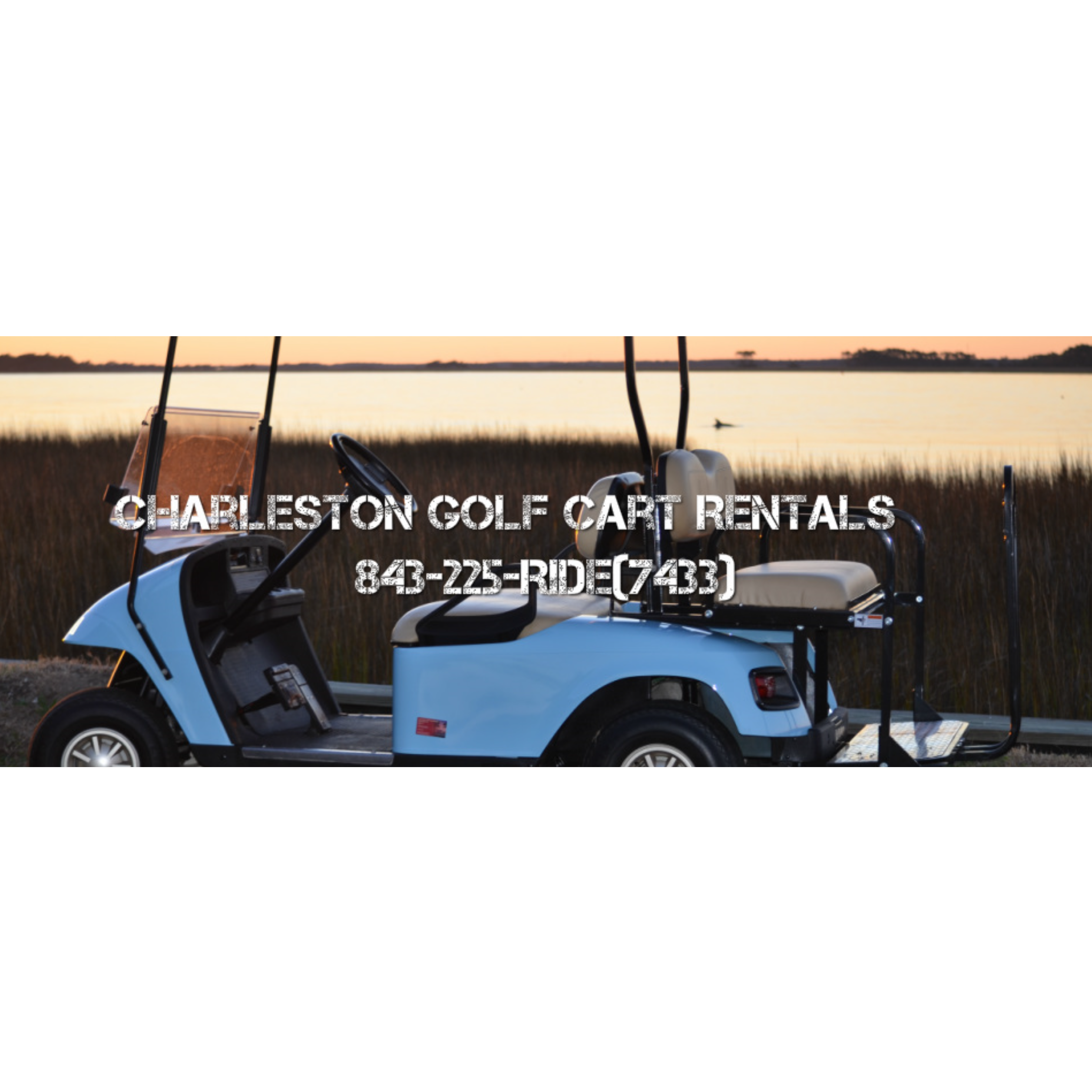 Charleston Golf Cart Rental