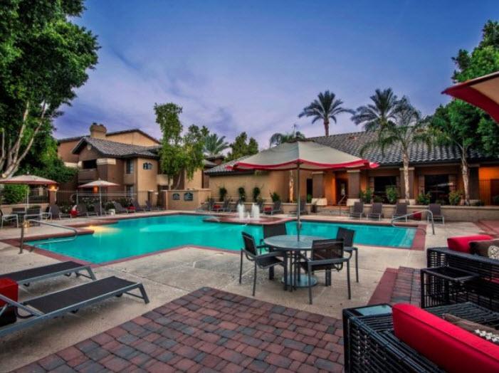 Garden Grove Apartment Homes In Tempe Az 85283