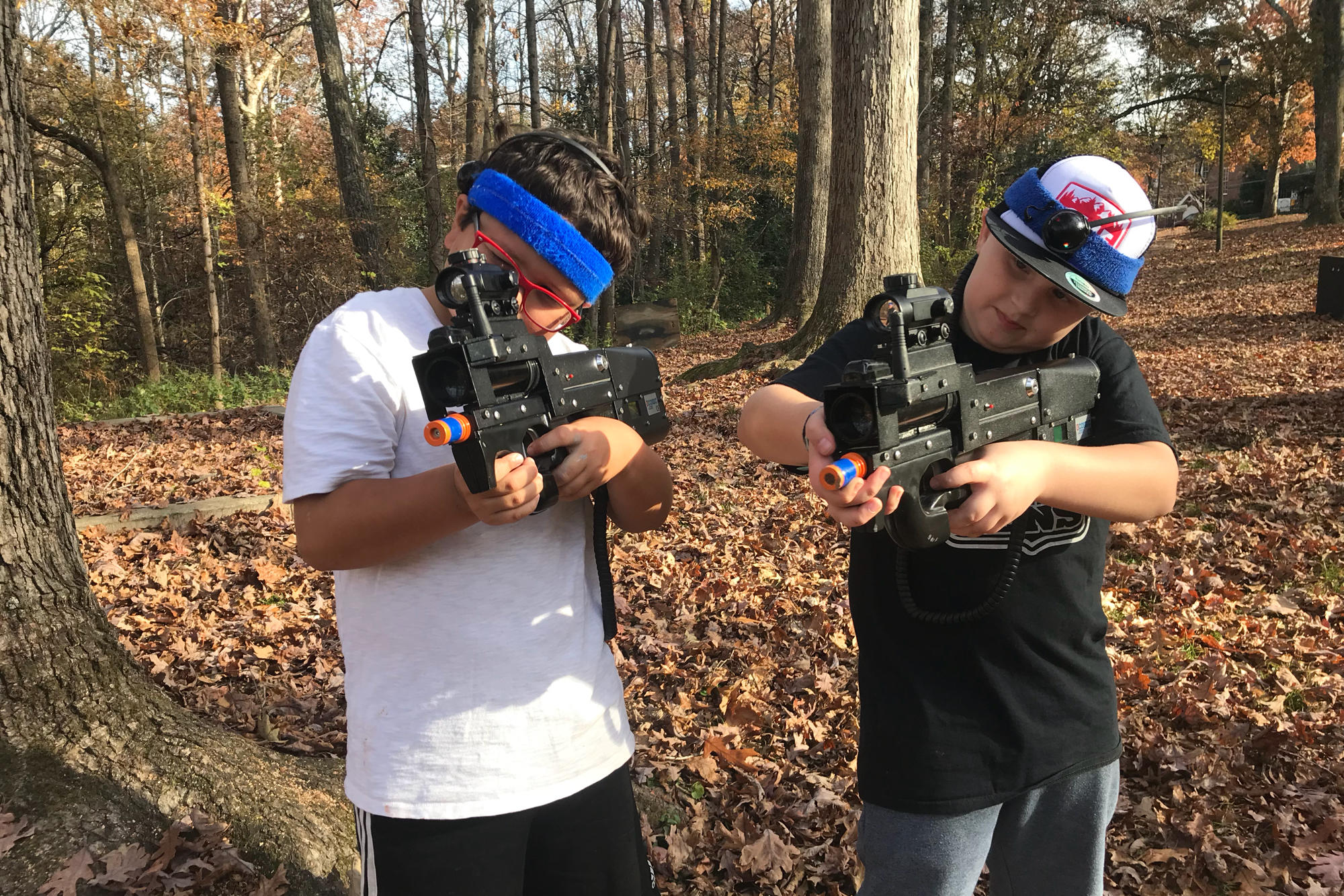 Georgia Outdoor Laser Tag