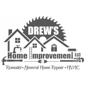 Drew's Home Improvement LLC Logo