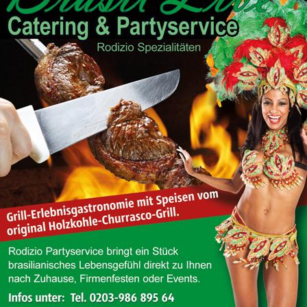 Bild zu Brasil Live Rodizio Restaurant in Duisburg