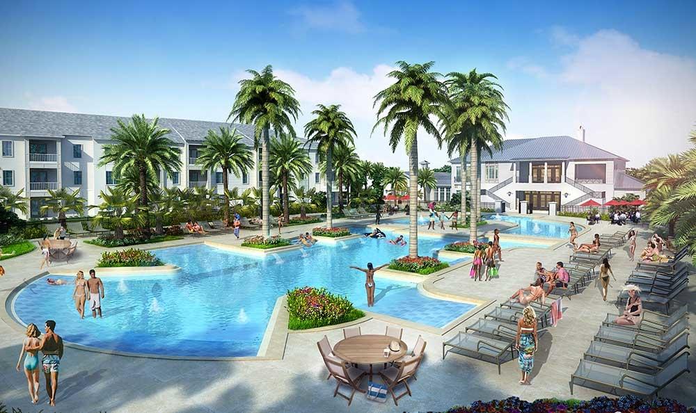 Palm Bay Club Apartments Jacksonville Fl