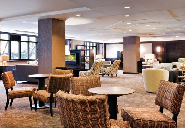 Center City Philadelphia Hotel - Residence Inn by Marriott Philadelphia Center City - Lounge