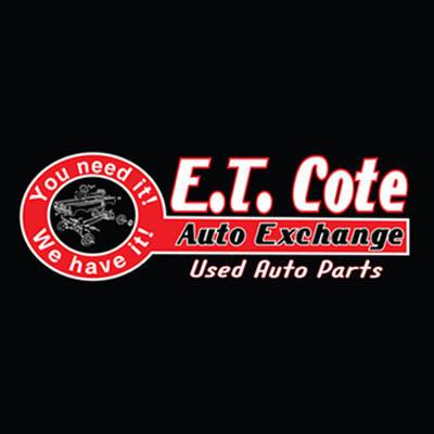 E.T.Cote Auto Exchange - Leominster, MA - Auto Parts