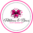 Ribbons & Bows Gift Baskets