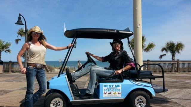 Golf Cart Rentals Near Myrtle Beach