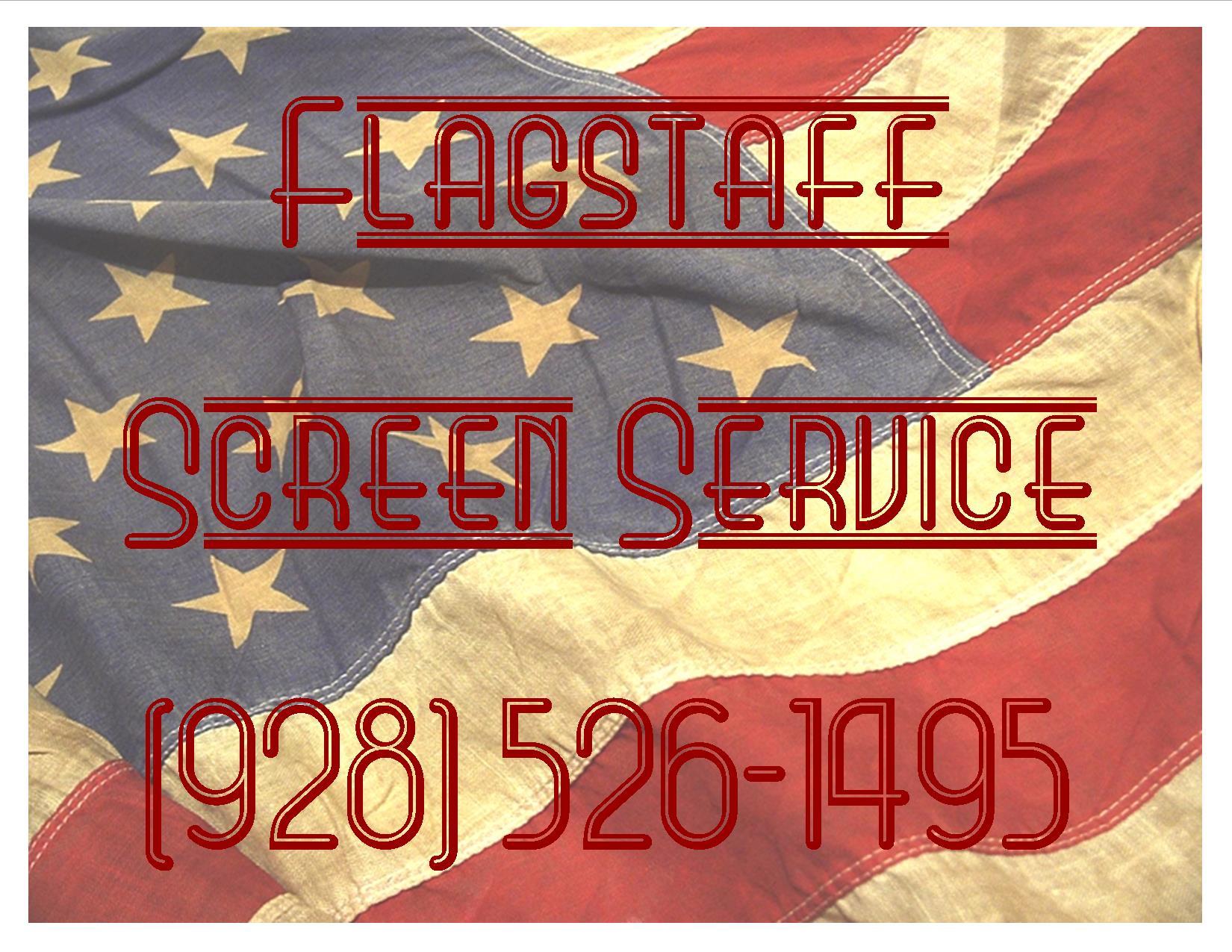 Flagstaff Screen Service