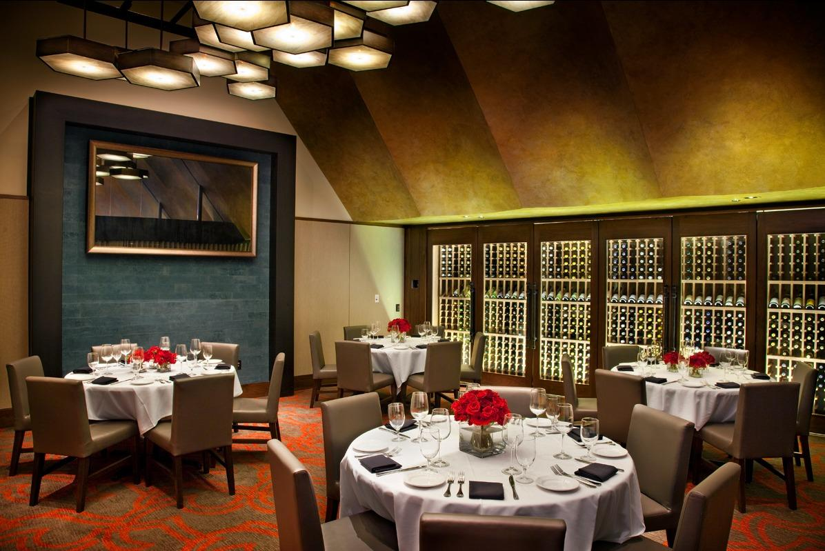 Del Frisco's Double Eagle Steakhouse Chicago Eagle 1 Room private dining room
